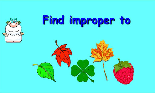 【免費教育App】Find improper to-APP點子