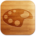 iWood Shelf Theme (FREE!) logo