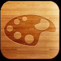 iWood Shelf Theme (FREE!) logo