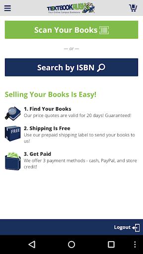 TextbookRush – Sell books