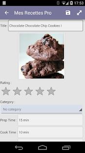 My CookBook Pro (Ad Free)- screenshot thumbnail