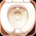 """100 Toilets """"room escape game"""" icon"""