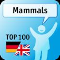 100 Mammals Keywords logo