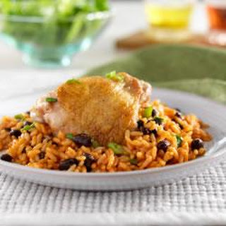 Hunts® Arroz con Pollo y Frijoles Negros