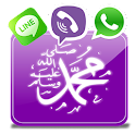 Islamic Stickers icon