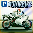 moto aparcamiento icon