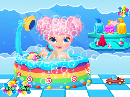 幼儿园照顾婴儿游戏|玩休閒App免費|玩APPs