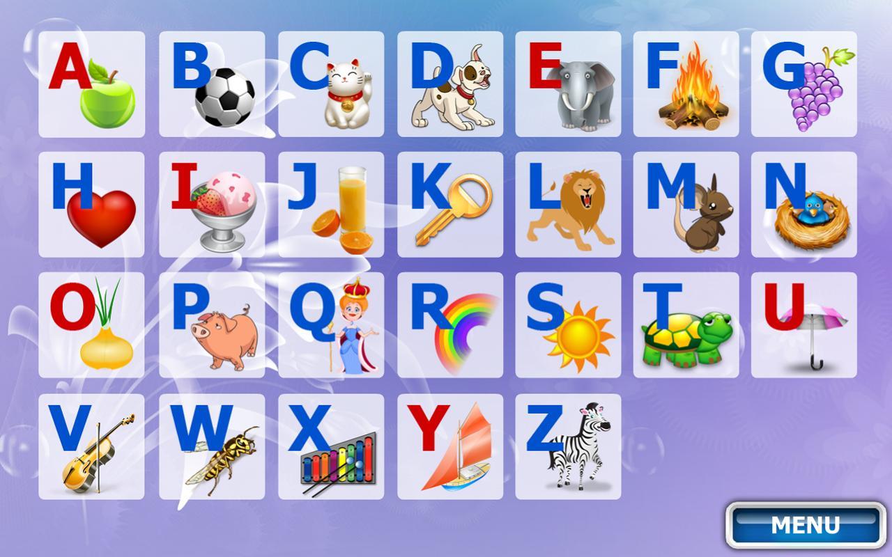 Английский алфавит - screenshot: https://play.google.com/store/apps/details?id=air.com.zertex...