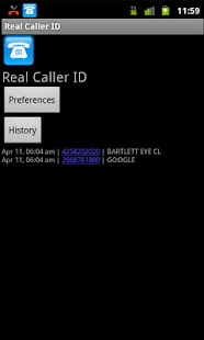 Real Caller ID - 50 - screenshot thumbnail
