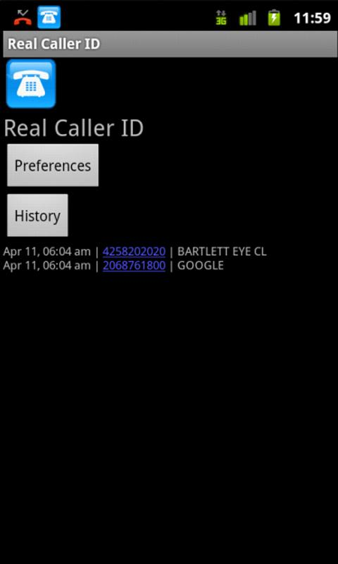 Real Caller ID - 50- screenshot