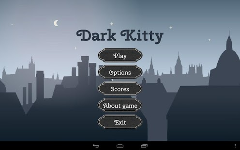 Dark Kitty (no ads) - screenshot thumbnail