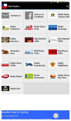 Chile Radio