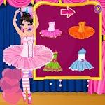 Ballet Dancer - Dress Up Game