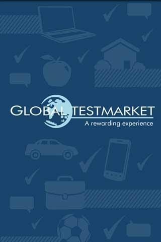 GlobalTestMarket - screenshot