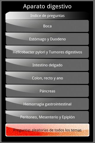 【免費醫療App】Aparato digestivo en preguntas-APP點子