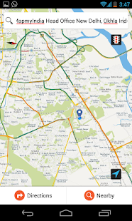 Maps by MapmyIndia - screenshot thumbnail