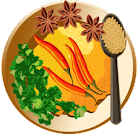 Indian Restaurant and Recipe icon