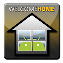 Welcome Home to Android logo