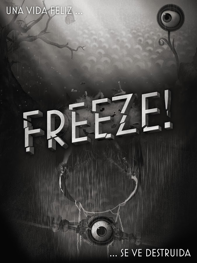 Freeze! - La huida - screenshot