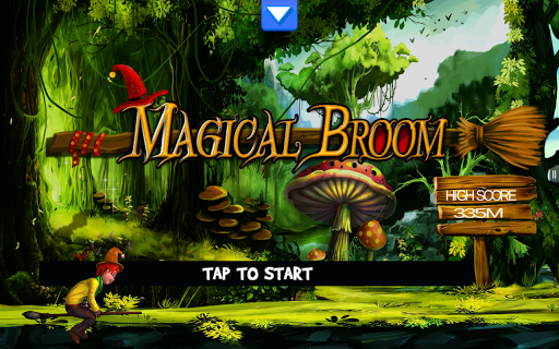 Magical Broom