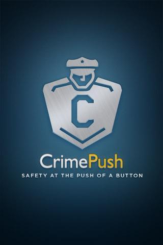 CrimePush Security - screenshot