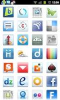 Screenshot of Icon App 2 Folder Organizer