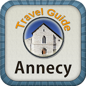 Annecy Offline Map Guide