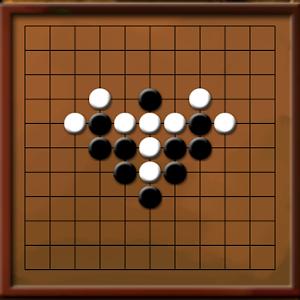 瘋狂五子棋 解謎 App LOGO-APP試玩