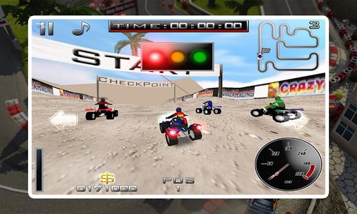3D Storm Off-road CarXBike