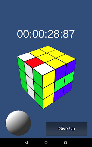キューブパズル3D 3*3