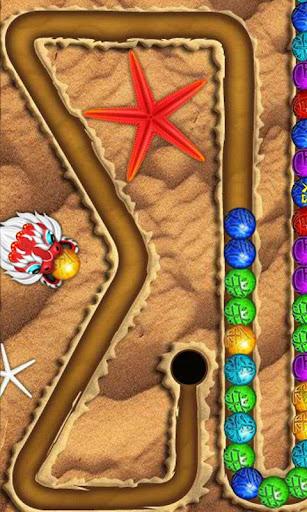 【免費街機App】Oriental Marble Blast Free-APP點子