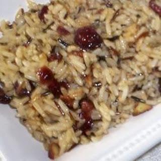 Almond Wild Rice