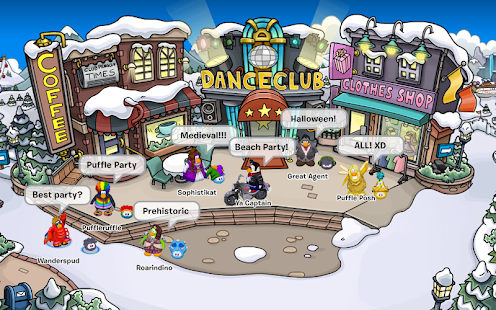 Club Penguin Screenshot 24