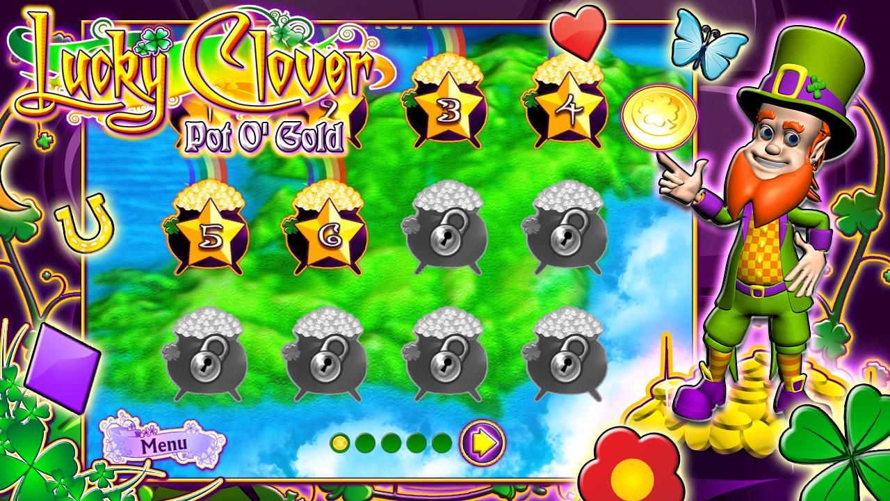 Lucky Clover- screenshot