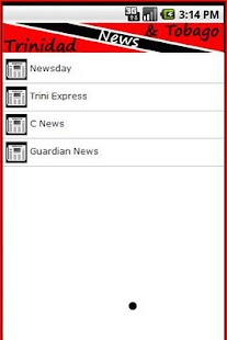 Trinidad and Tobago News - screenshot thumbnail