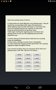 paperless.Parking - Wien - screenshot thumbnail