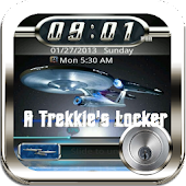 STAR TREK Phone Locker