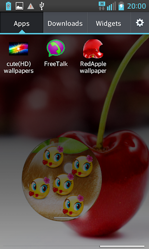 玩個人化App|RedApple wallpaper免費|APP試玩