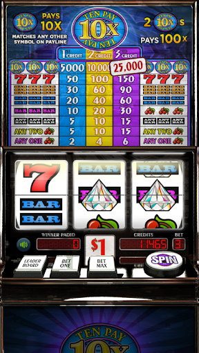 Ten Pay 10x Slot Machine