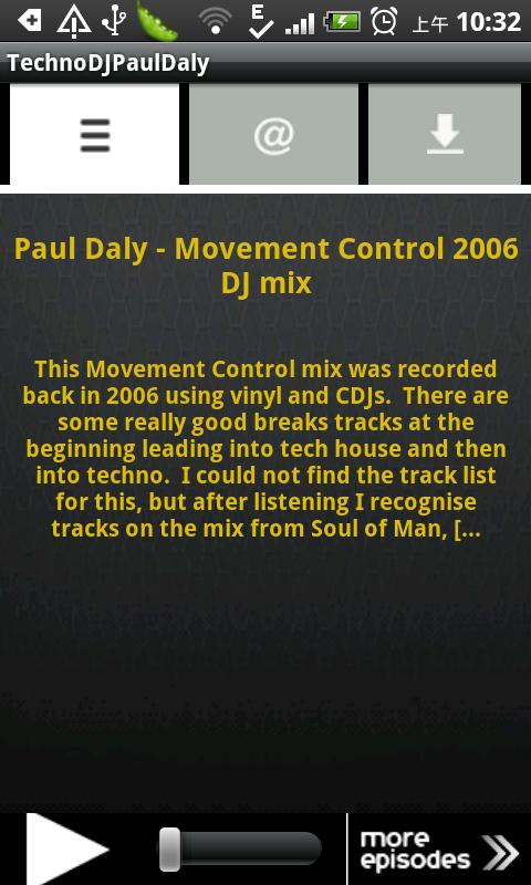 TechnoDJPaulDaly- screenshot