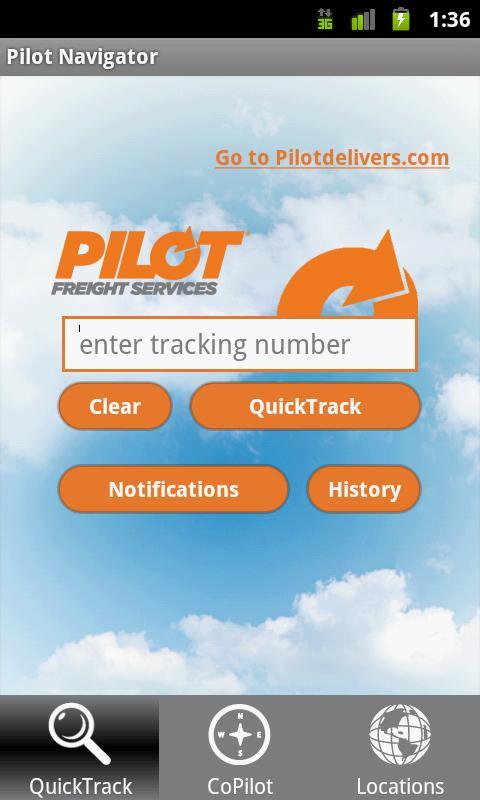 Pilot Navigator- screenshot