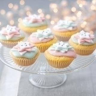 Twinkling Star Cupcakes Recipe