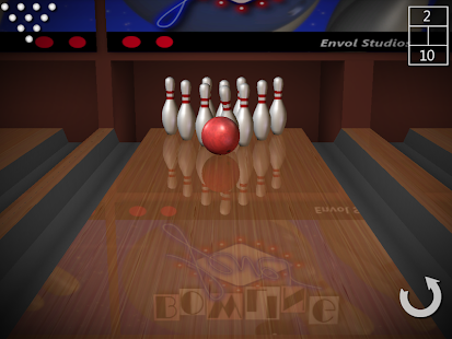 Bowling Fever Lite- screenshot thumbnail