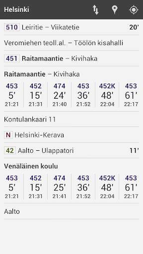 Transit Helsinki