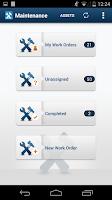 Screenshot of Yardi Maintenance Mobile