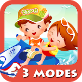 Kids Cartoon Puzzle [Offline]