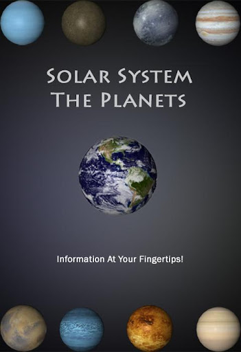 Solar System - The Planets