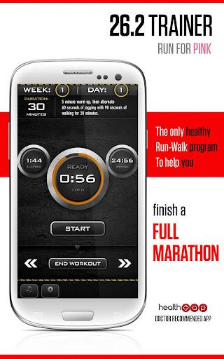 Marathon Trainer