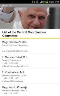 LB PAPAL Visit- screenshot thumbnail