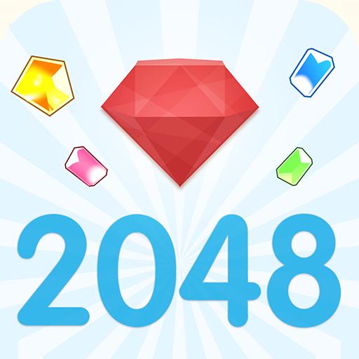 2048挑战关卡 休閒 App LOGO-硬是要APP